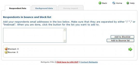 Netigate - Avancerade sökningar enkelt